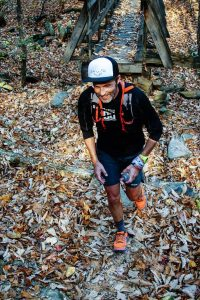 Jobie Williams, Rock/Creek Trail Races Team, photo: https://www.facebook.com/lavenderroots/