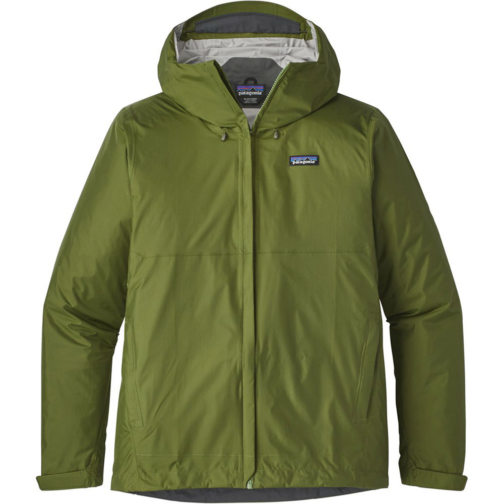 Patagonia rain jackets, Men's Torrentshell Jacket Sprouted Green