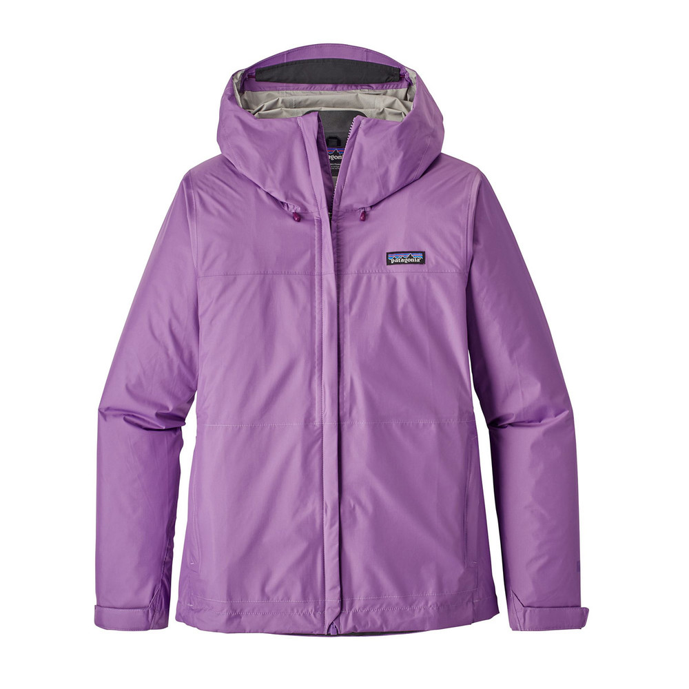 Patagonia rain jackets for women, Torrentshell Rain Jacket light acai